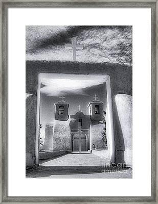 St. Francisco De Asis Framed Print