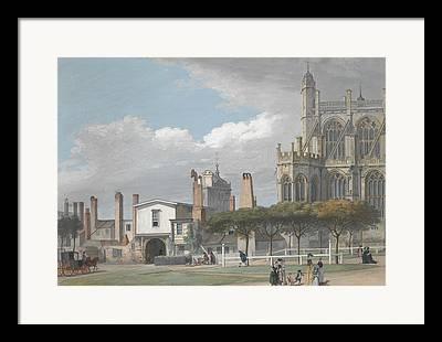 Paul St George Framed Prints