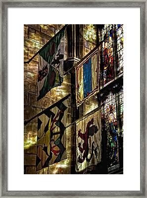 St. Giles Cathedral Edinburgh Framed Print by Jim Dohms