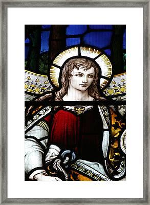 St James Framed Print by Jez C Self