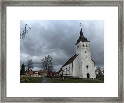St Johns Church Framed Print