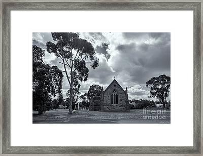 St John's, Dunolly Framed Print