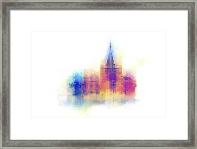 St. Johns Impressions Framed Print
