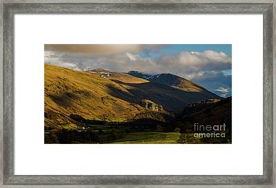 St Johns In The Vale Framed Print by John Collier