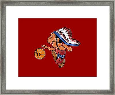 St Johns Redmen I Framed Print