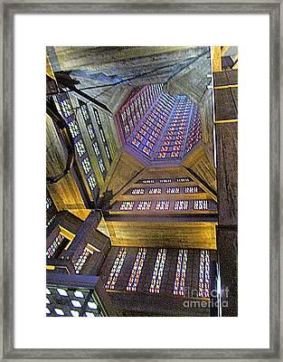 St Joseph 10 Framed Print by Randall Weidner