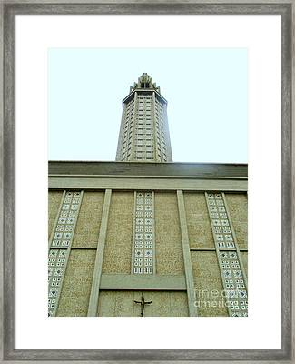 St Joseph 11 Framed Print by Randall Weidner