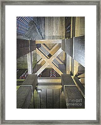 St Joseph 9 Framed Print by Randall Weidner
