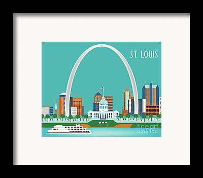 Louis Framed Prints