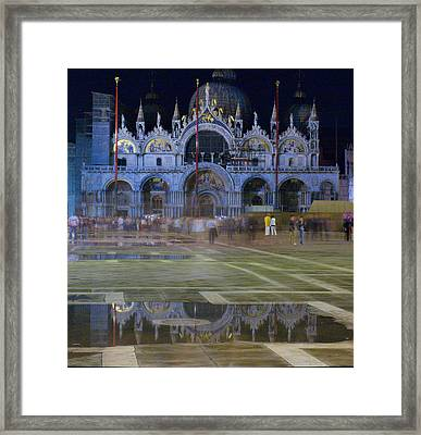 St. Mark's Framed Print by Michael Henderson