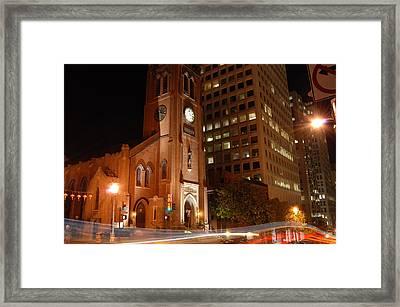 St. Mary Framed Print
