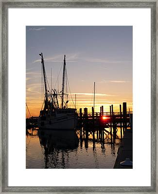 St. Mary Splendor Framed Print by Joel Deutsch