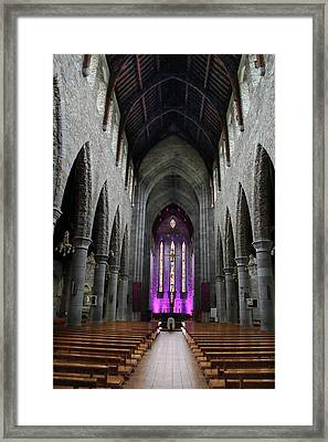 St. Mary's Cathedral, Killarney Ireland 1 Framed Print