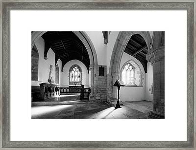 St. Michael's Church Framed Print