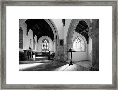 St. Michael's Church Framed Print