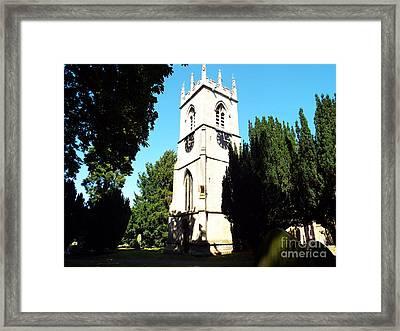 St. Michael's,rossington Framed Print