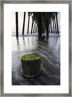 St. Patrick Flow Framed Print