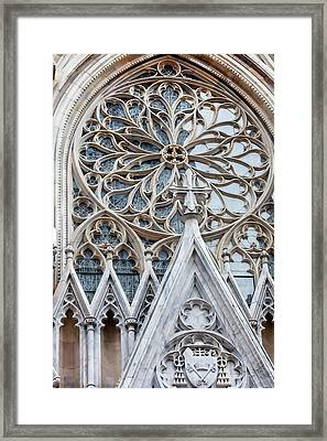 St. Patrick's Cathedral Nyc Framed Print