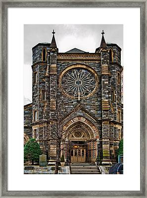 St. Patrick's Church Framed Print