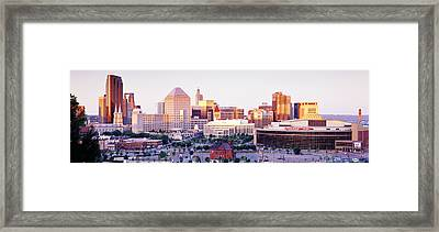 St Paul Mn Framed Print by Panoramic Images