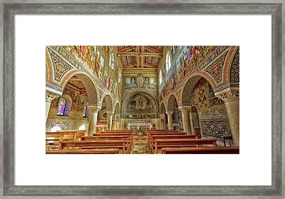 St Stephen's Basilica Framed Print