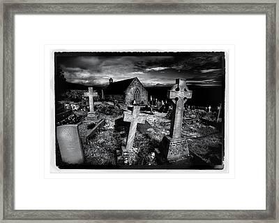 St Tudno's Church Framed Print by Mal Bray