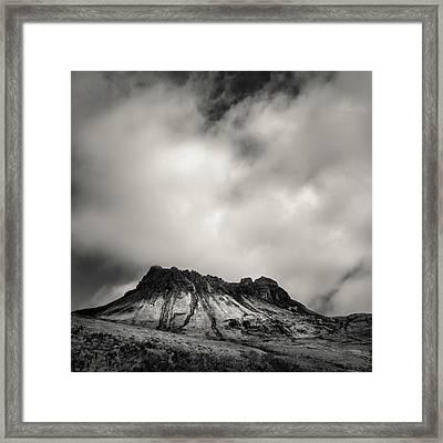Stac Pollaidh Framed Print