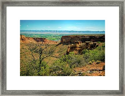 Stacks Framed Print by Jon Burch Photography