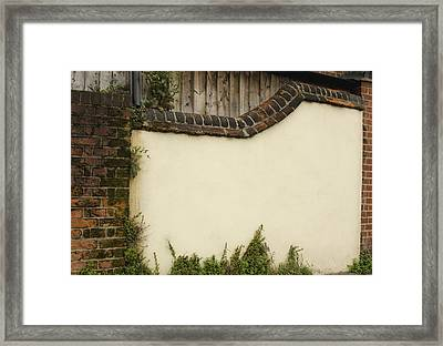 Stage-ready Framed Print
