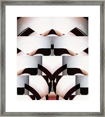 Stages Framed Print