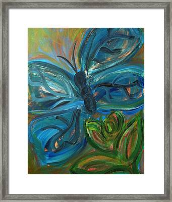Stages Of Freedom Framed Print by Bethany Stanko