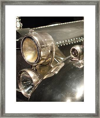 Stainless Steel Framed Print by Wingsdomain Art and Photography