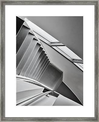 Staircase Framed Print by Henk Van Maastricht