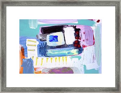 Staircase To Inner Sanctuary Framed Print