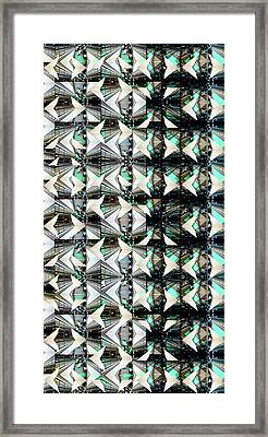 Framed Print featuring the photograph Staircase_9 by Karni Dorell