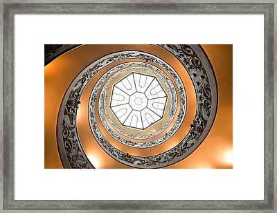 Stairs To Heaven Framed Print by Andre Goncalves