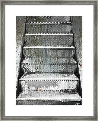 Stairs Framed Print