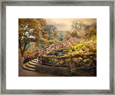 Stairway To Heaven Framed Print by Jessica Jenney