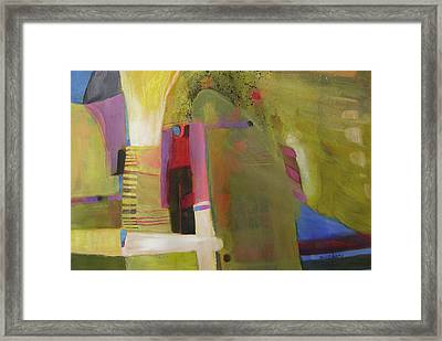 Stairway To Heaven Framed Print by Melody Cleary