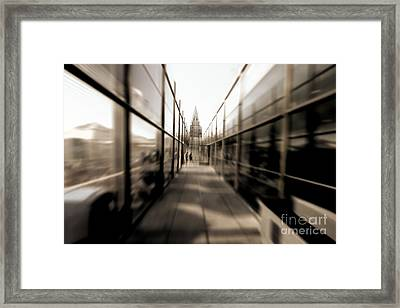 Stairway To Heaven Framed Print by RJ Aguilar