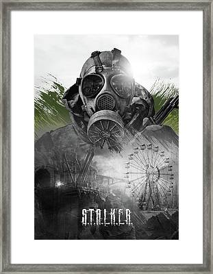 Stalker Framed Print