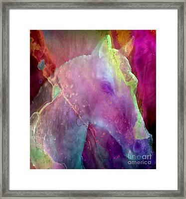 Stamina Framed Print by Tlynn Brentnall