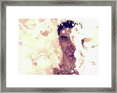 Stan Framed Print by Emil Bodourov