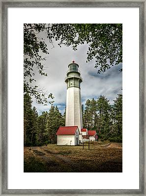 Framed Print featuring the photograph Standing Proud by Thomas Gaitley