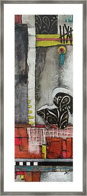 Standing Reputation Framed Print by Laura Lein-Svencner