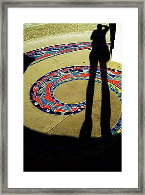 Standing Tall Framed Print by Gary Brandes