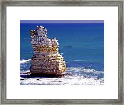 Standing Tall Framed Print by Holly Kempe