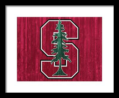 Stanford Framed Prints