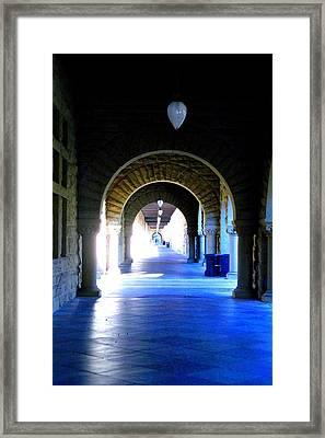 Stanford University Framed Print