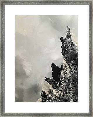 Stanza Framed Print